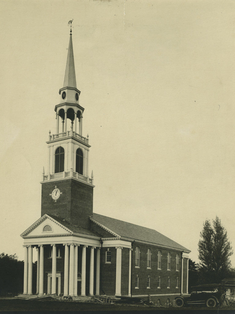 Cole Memorial Chapel