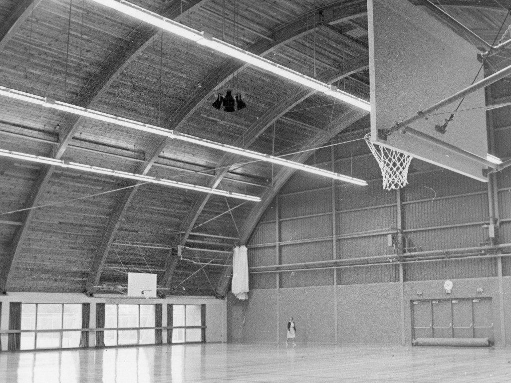 Clark Recreation Center Interior
