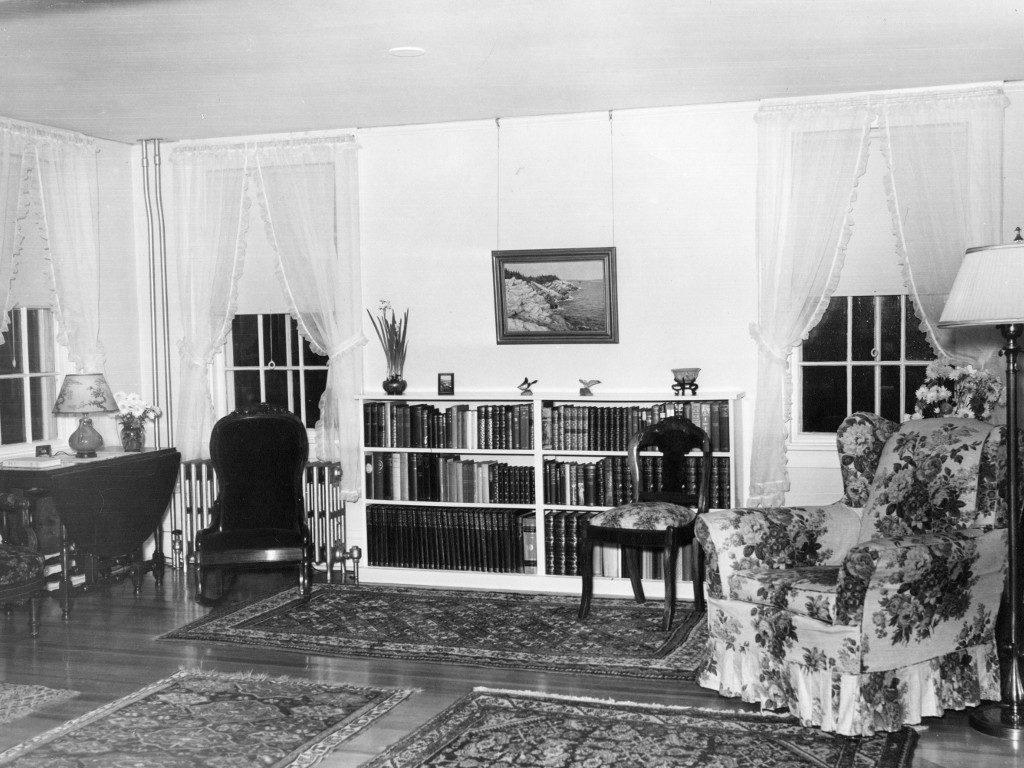 Amen-Gulley House Interior