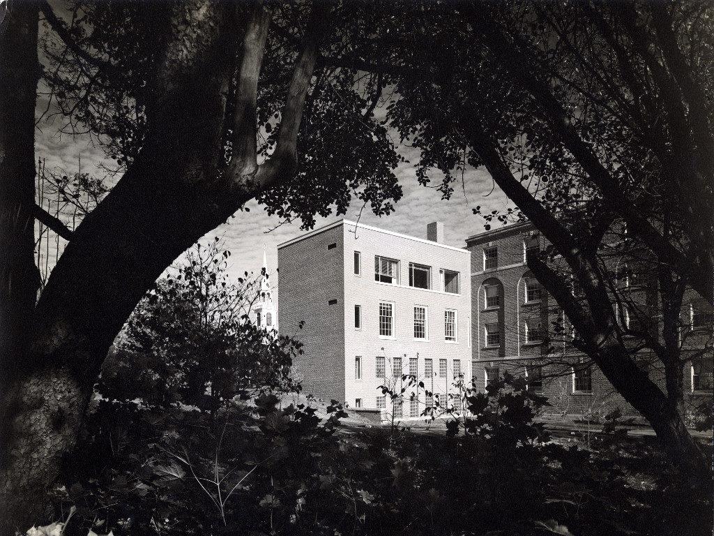 Plimpton Hall