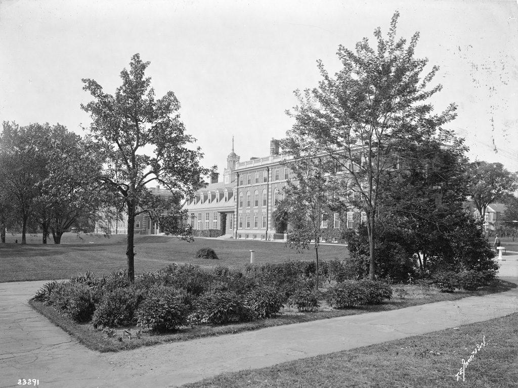 Larcom Hall