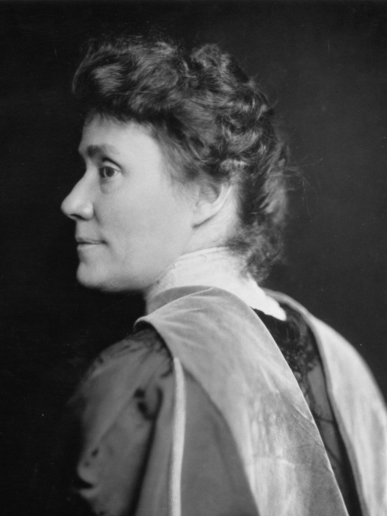 Dr. Mary E. Woolley