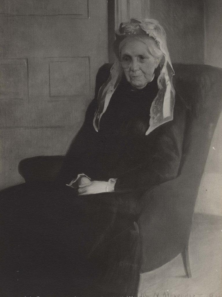 Portrait of Eliza Wheaton