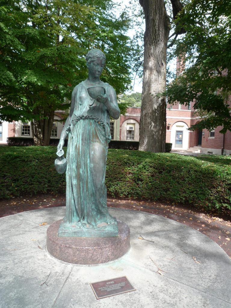 Hebe Statue