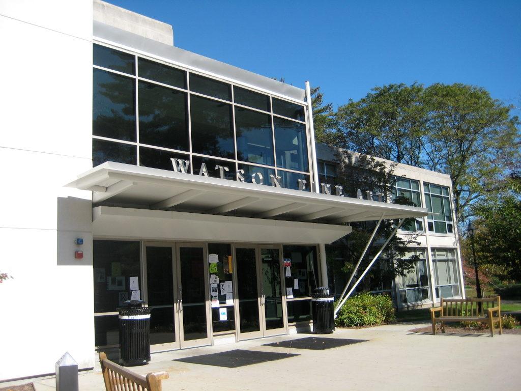 Watson Fine Arts Center