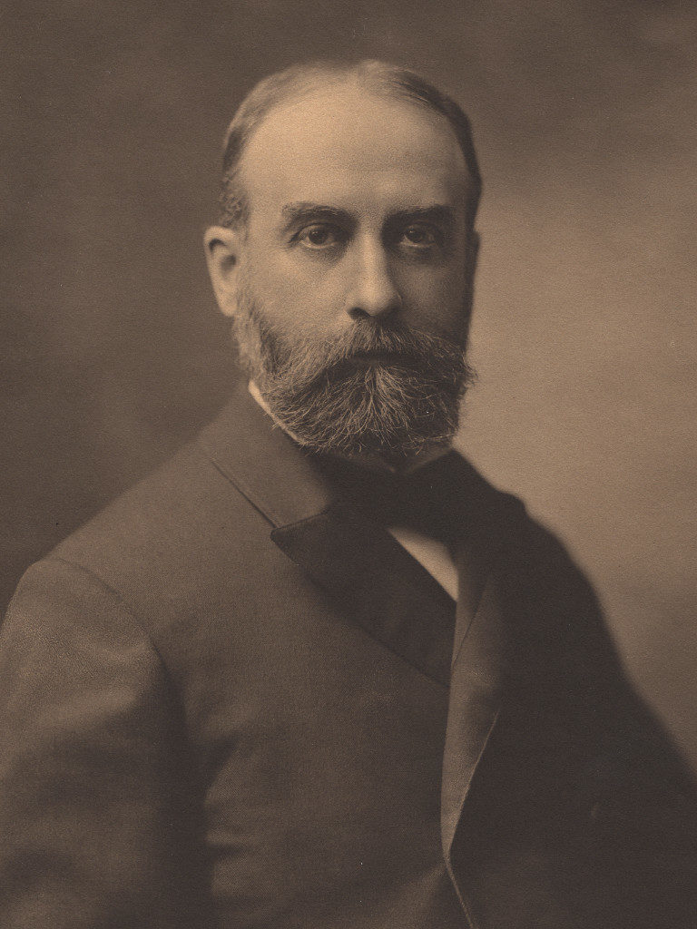 Samuel Valentine Cole in 1897