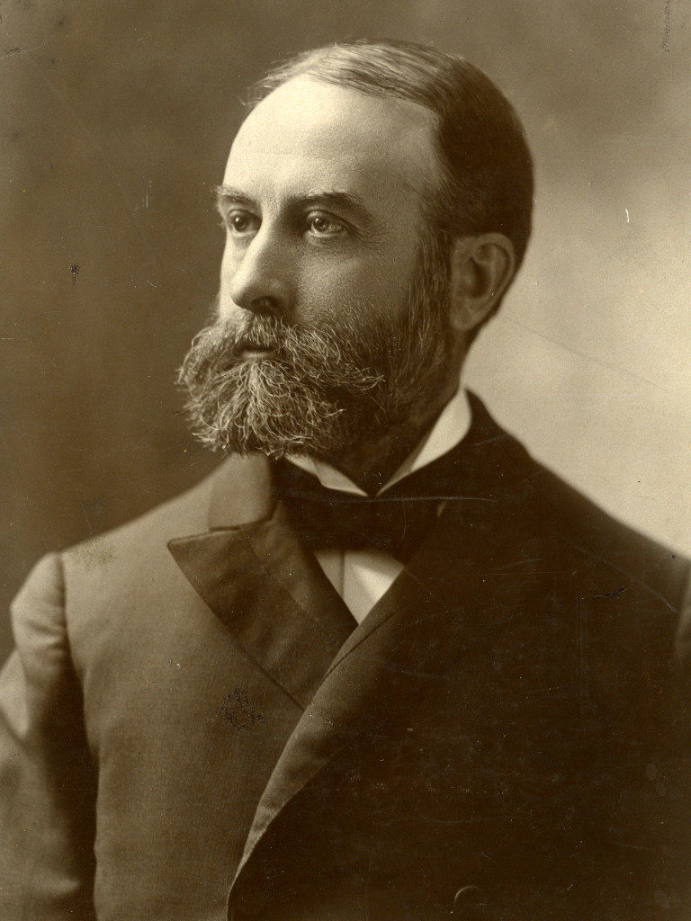 Samuel Valentine Cole in 1897