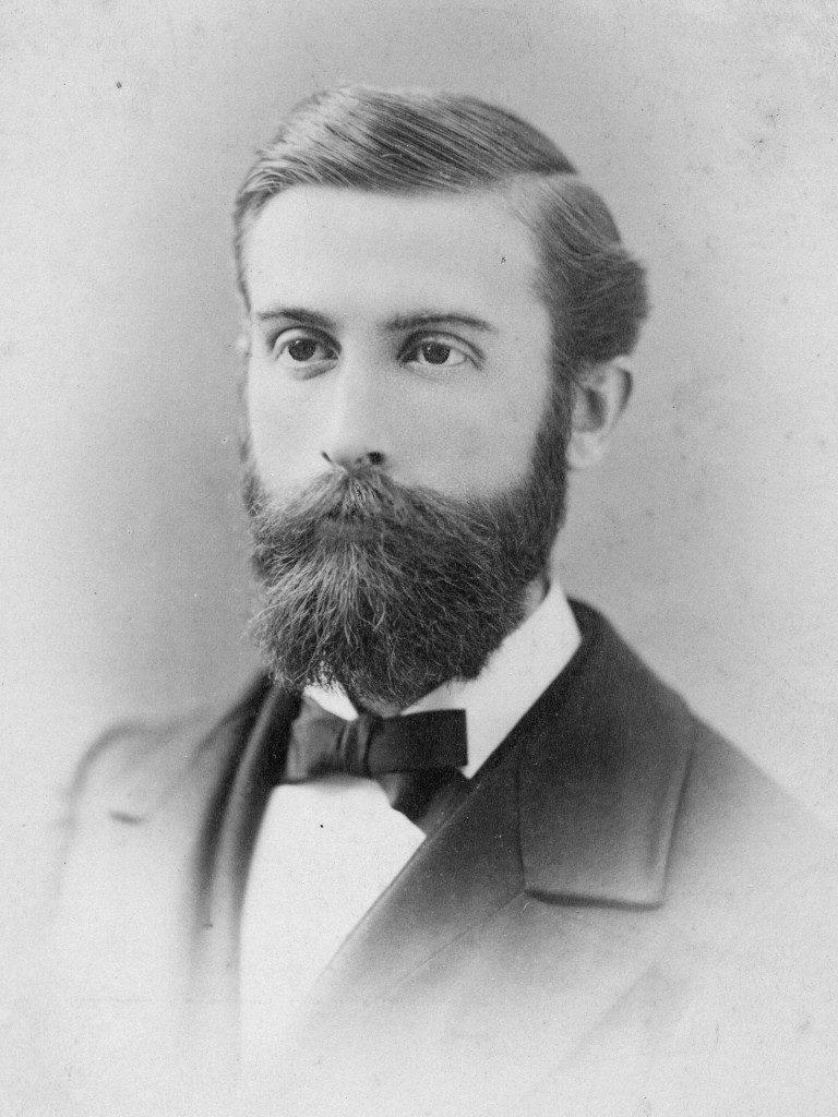 Samuel Valentine Cole circa 1875