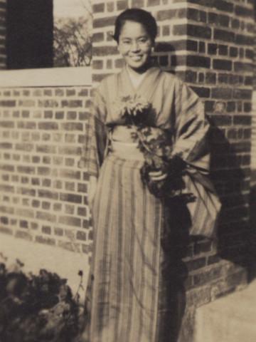 Shio Sakanishi circa 1925