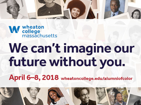 2018 Alumni of Color Conference Flyer